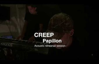 Editors - Papillon (acoustic version by Creep)